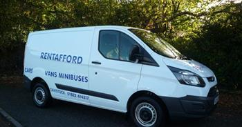 Van Hire/Rental offered by Rentafford of Tavistock Devon