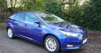 FORD FOCUS - Car Hire Charges