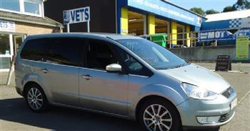 FORD GALAXY - Car Hire Charges