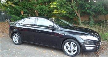 FORD MONDEO - Car Hire Charges
