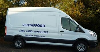 FORD TRANSIT LWB - Van Hire Charges