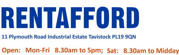 Vehicle Rentals from Rentafford - Car Hire, Van Hire and Minibus Hire Tavistock Devon
